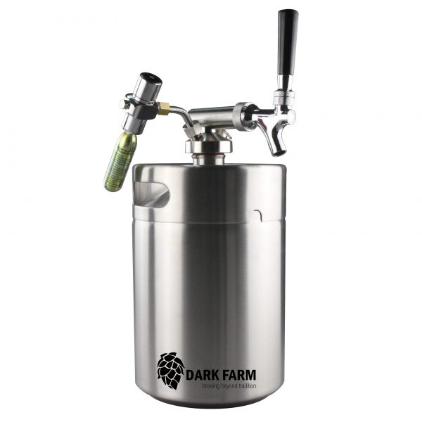 Dark Farm Hops – 5L mini keg