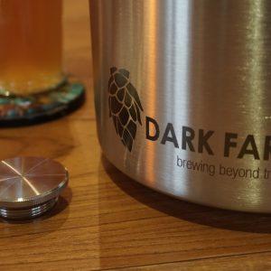 Dark Farm Hops – home brew draft system