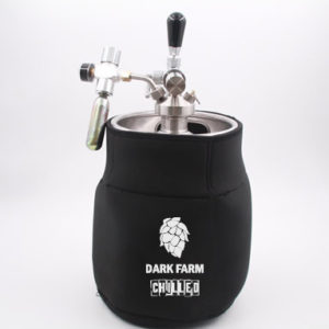 Dark Farm Mini Keg Home Brew Draft System - Ice Jacket / blanket