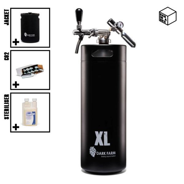 10L-keg-tap-set