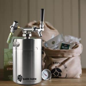 Craft Beer Starter Kit and 5L mini keg