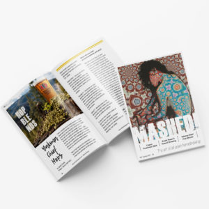 MASHED! Magazine for homebrewers issue 007