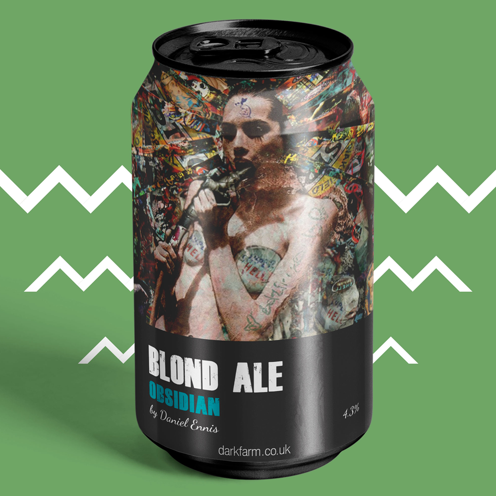 Blonde ale homebrew kit