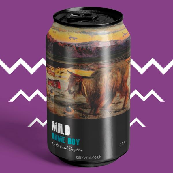 Mild all grain brew kit