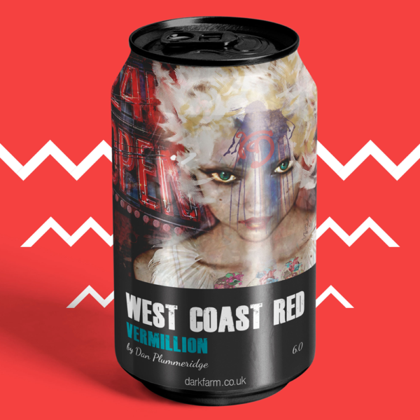 West Coast Red brew kit