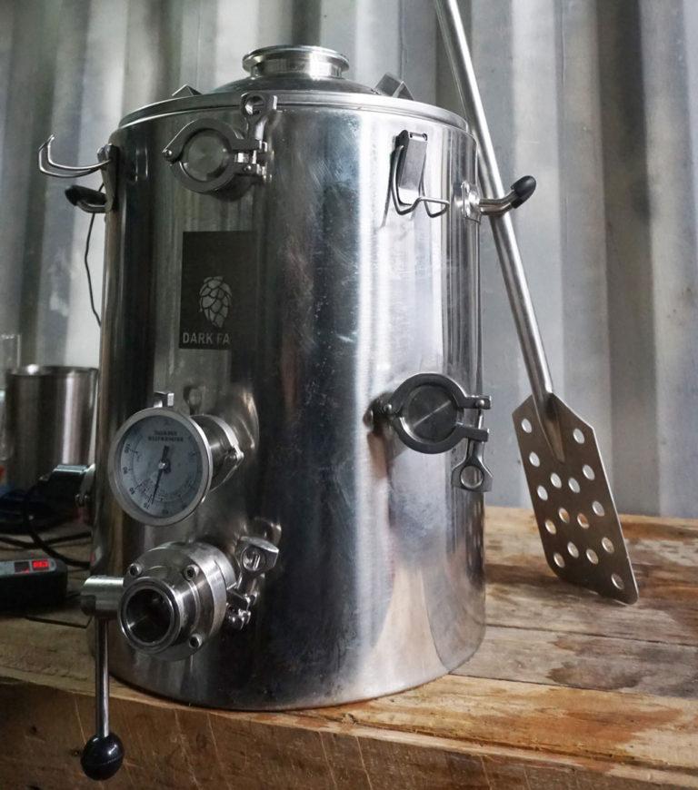 Dark Farm Brew Kettle UK